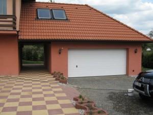 Vyberte si ta správná garážová vrata /
