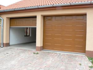 Elektrická garážová vrata