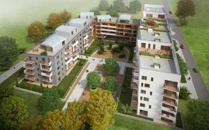 I v Praze 4 vyrostl nový bytový komplex /