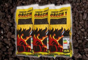 S baleným uhlím budete maximálně spokojeni /