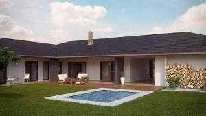 Dřevostavby patří mezi oblíbené možnosti bydlení /
