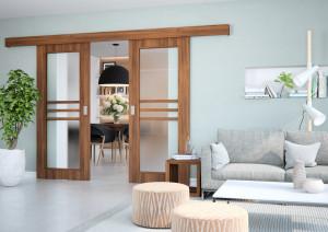 Pořiďte si do vašeho interiéru nové dveře /